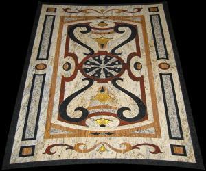 Мозаика в доме на пр. Бажана