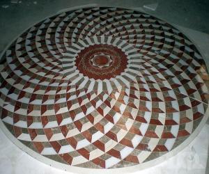 Мозаика в доме на ул. Бубнова
